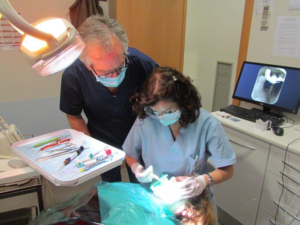 Inicio Curso Postgrado Endodoncia Avanzada