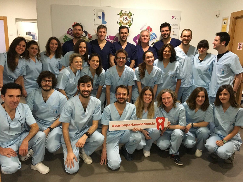 Graduación de nuestra XI edición del Postgrado de Endodoncia Avanzada COE León