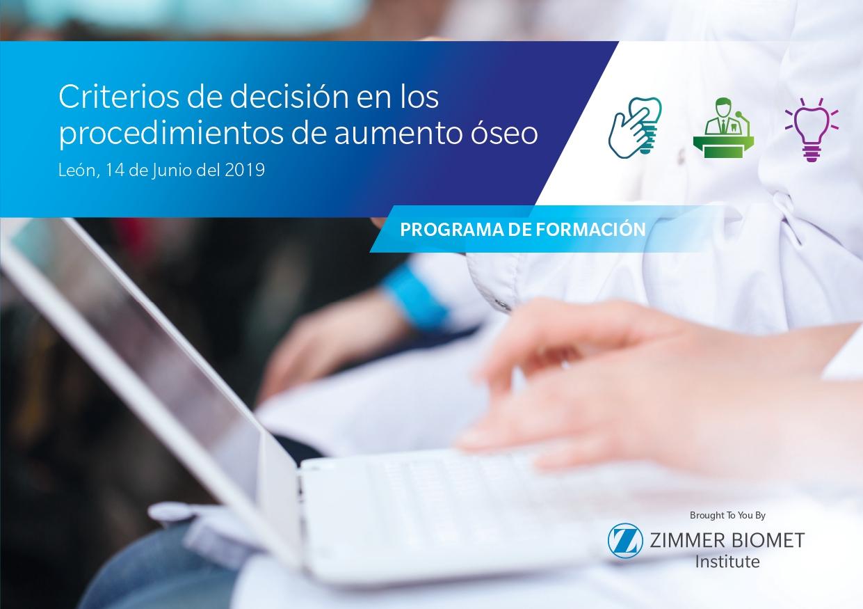 Invitación a la Clase Magistral del Dr. Luca de Stavola en León
